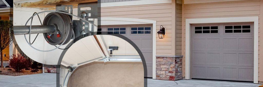 Garage Door Tracks Repair Macomb Township